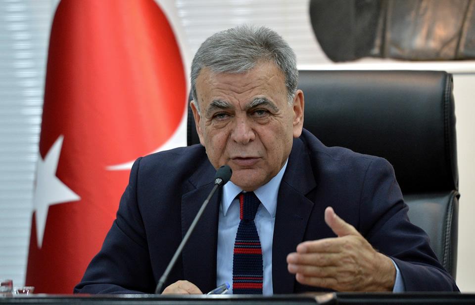 Aziz Kocaoğlu İzmir Bld Başkanı