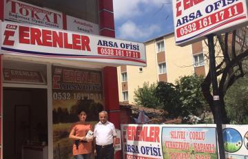 CAN ERENLER ARSA OFİSİ